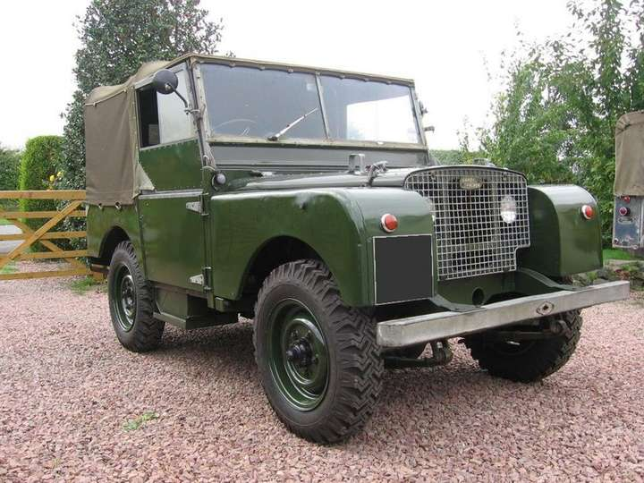 Land Rover Series 1 #9703494