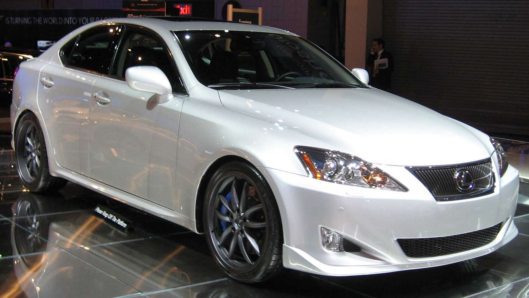 Lexus IS-F #8597885