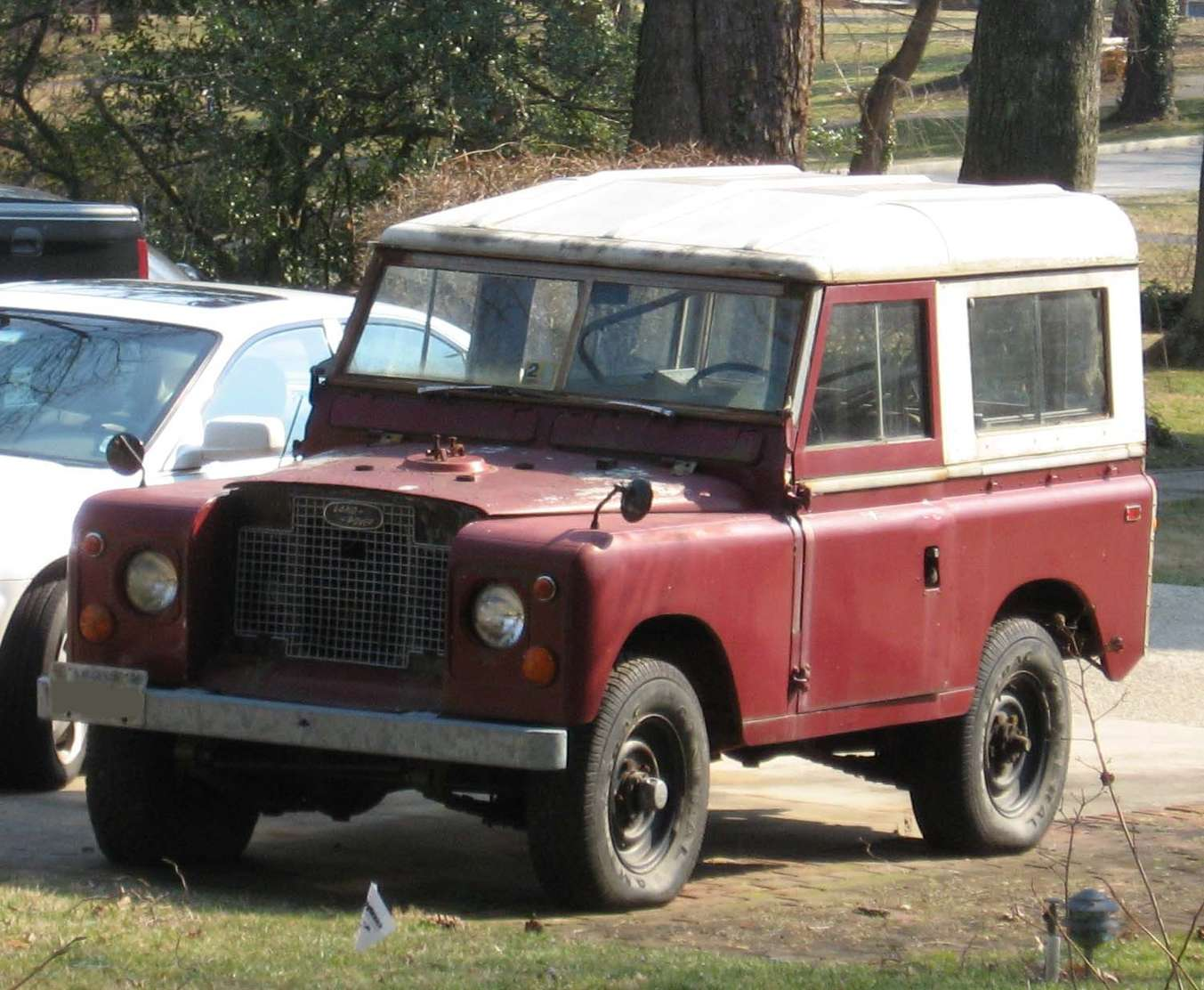Land Rover Series 3 #8844282
