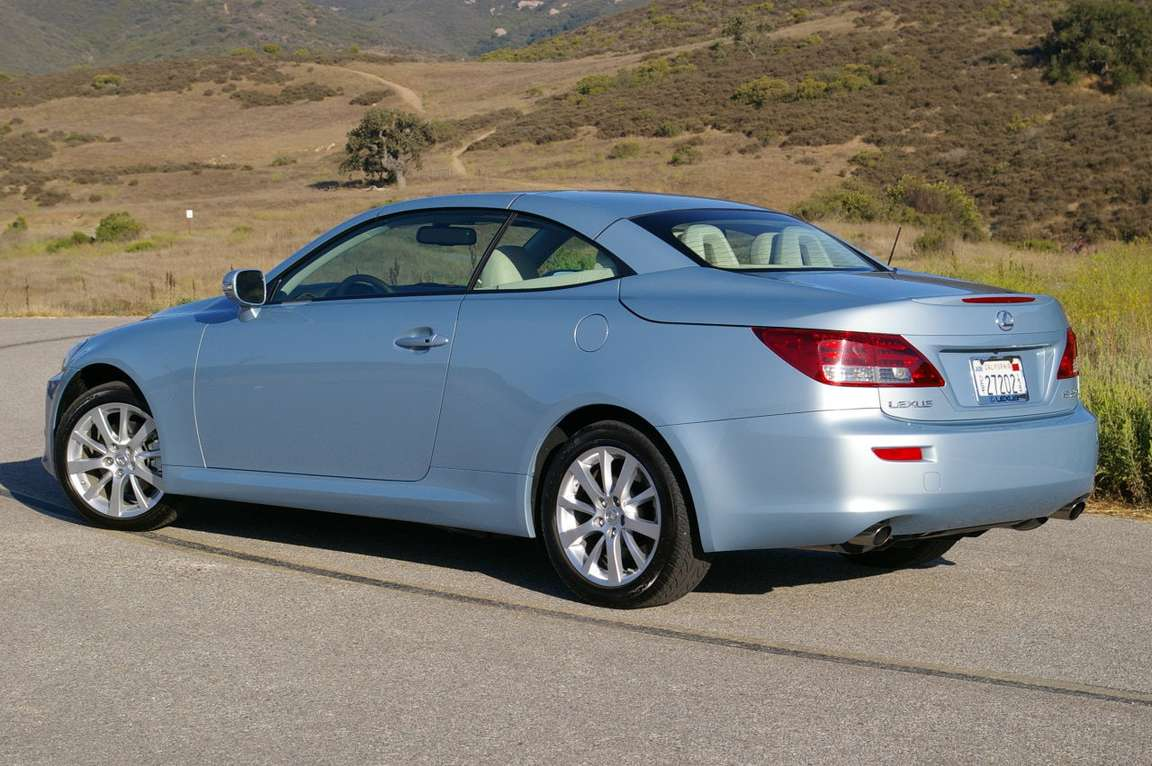 Lexus IS250C #9345825