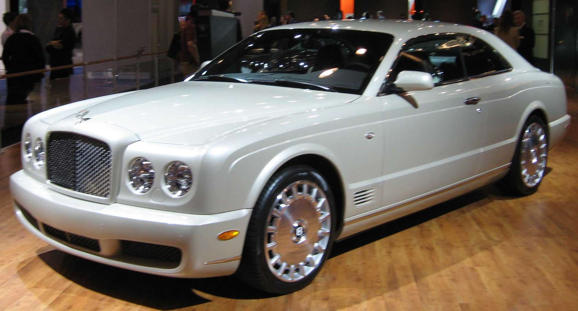 Bentley Brooklands #8253361