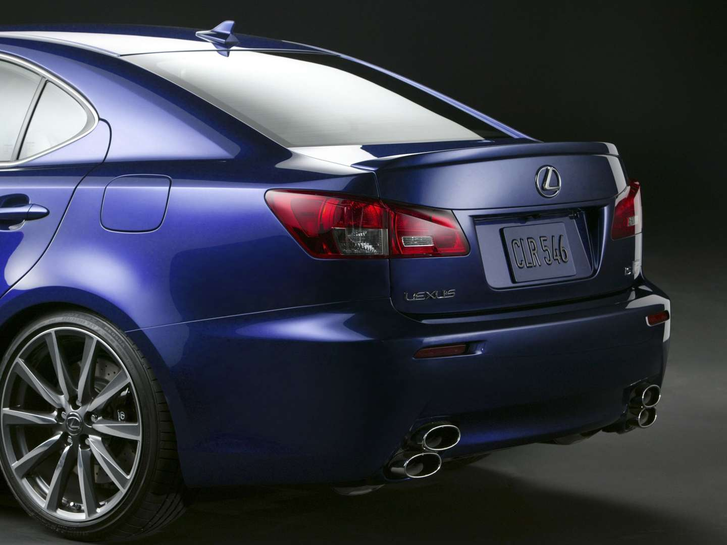 Lexus IS-F #7366649