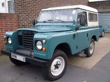 Land Rover Series 3 #7337668