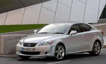 Lexus IS 220d #9335908