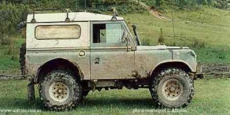 Land Rover Series 3 #9442873