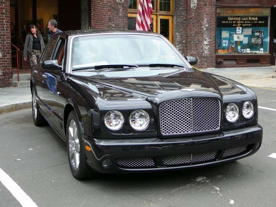 Bentley Arnage #7824882