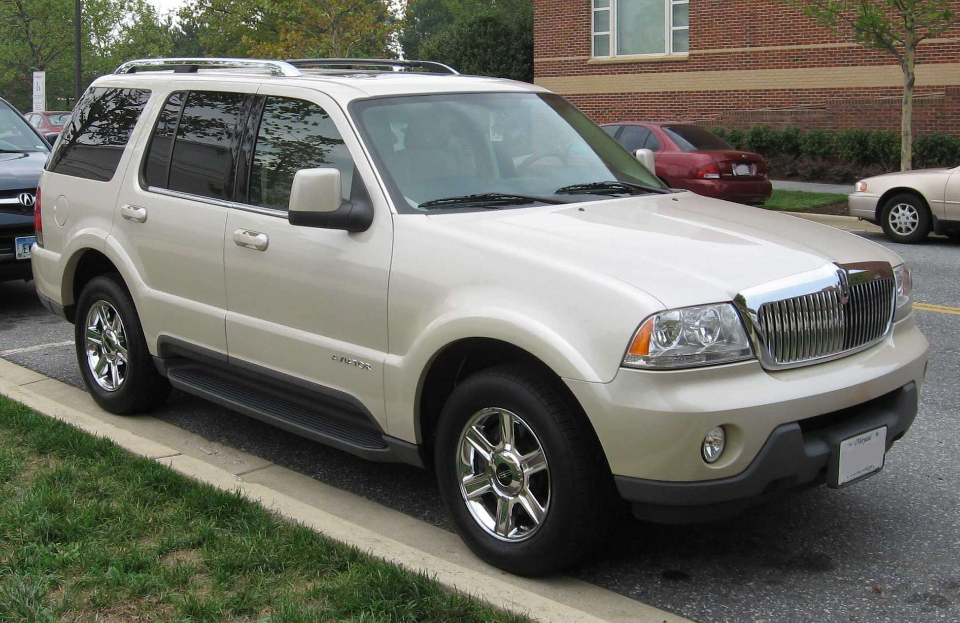 Lincoln Aviator #9725644