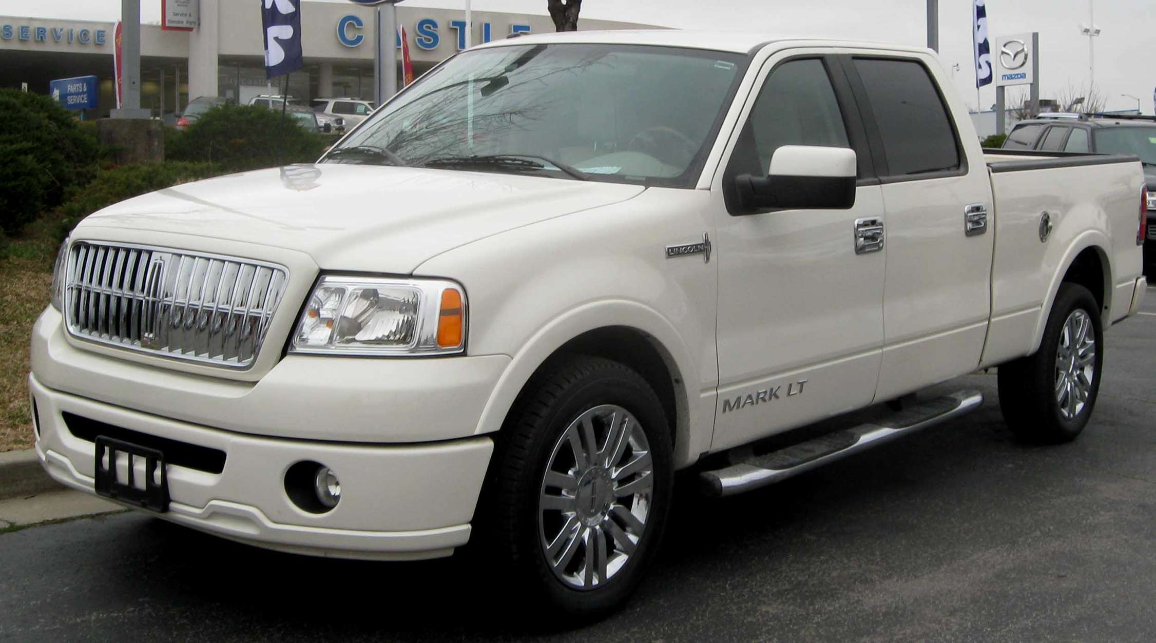 Lincoln Mark LT #9226626