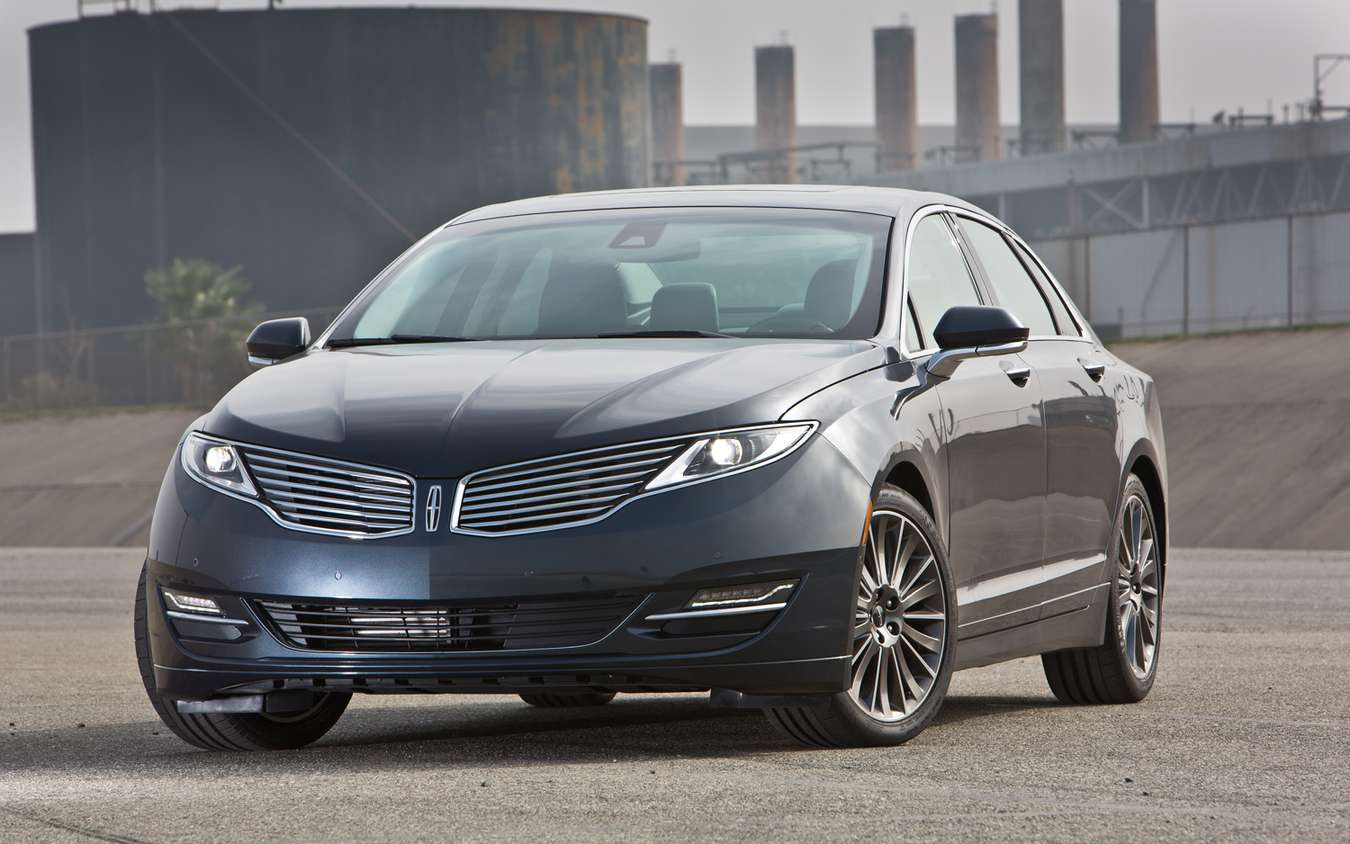 Lincoln MKZ #8091738