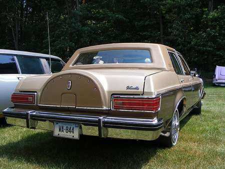 Lincoln Versailles #8896875