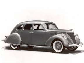 Lincoln Zephyr #9934727