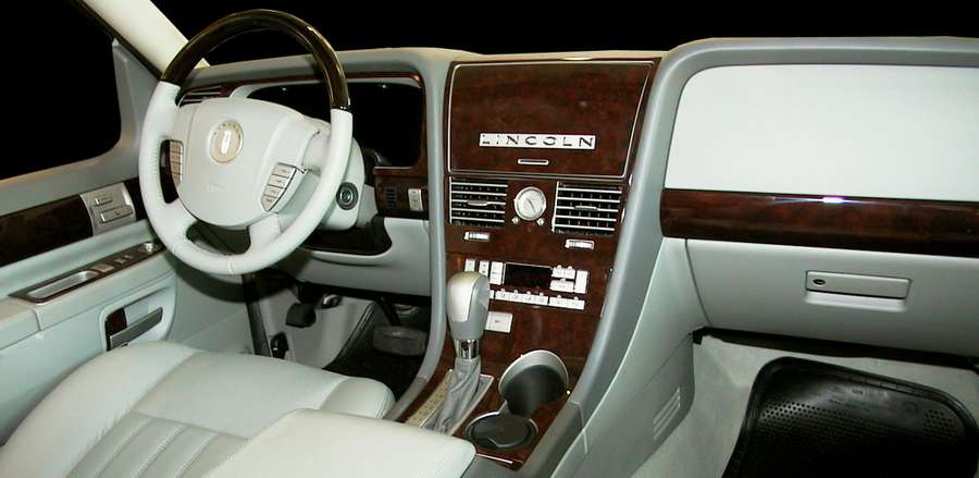 Lincoln Aviator #9872982