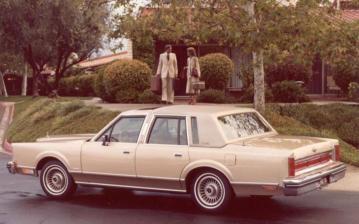Lincoln Towncar #9149775