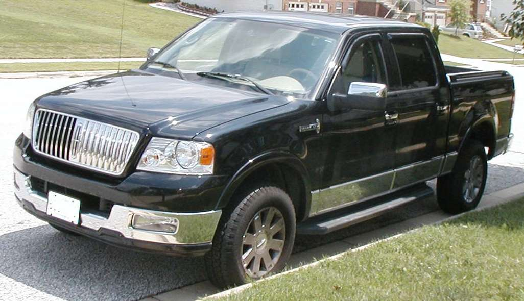 Lincoln Mark LT #8429463