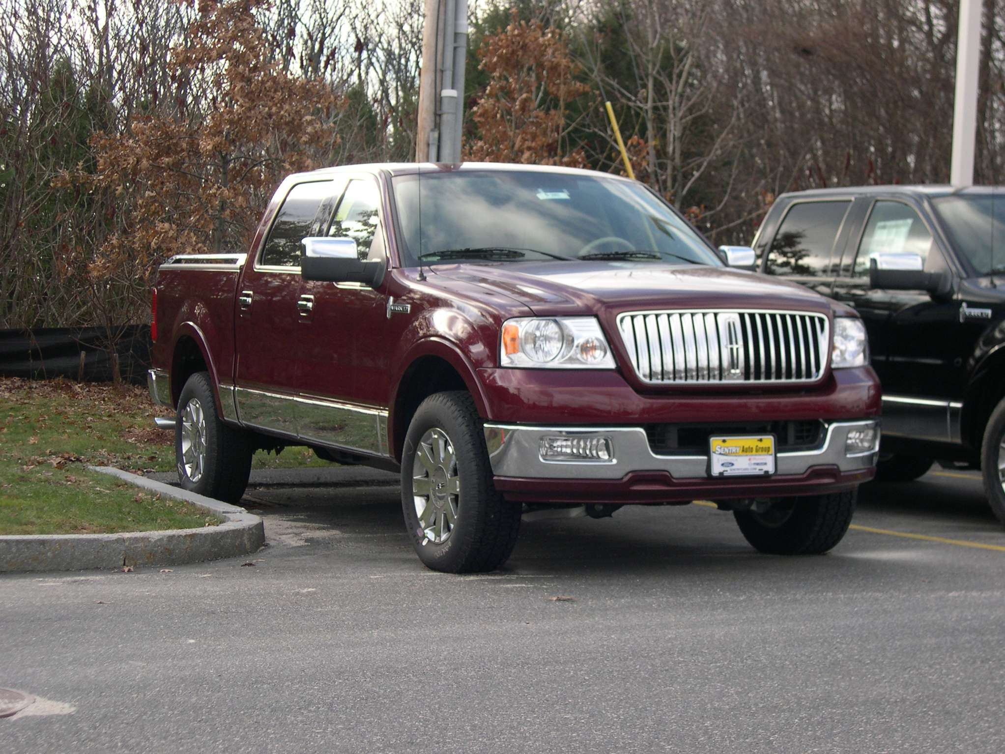 Lincoln Mark LT #9823036