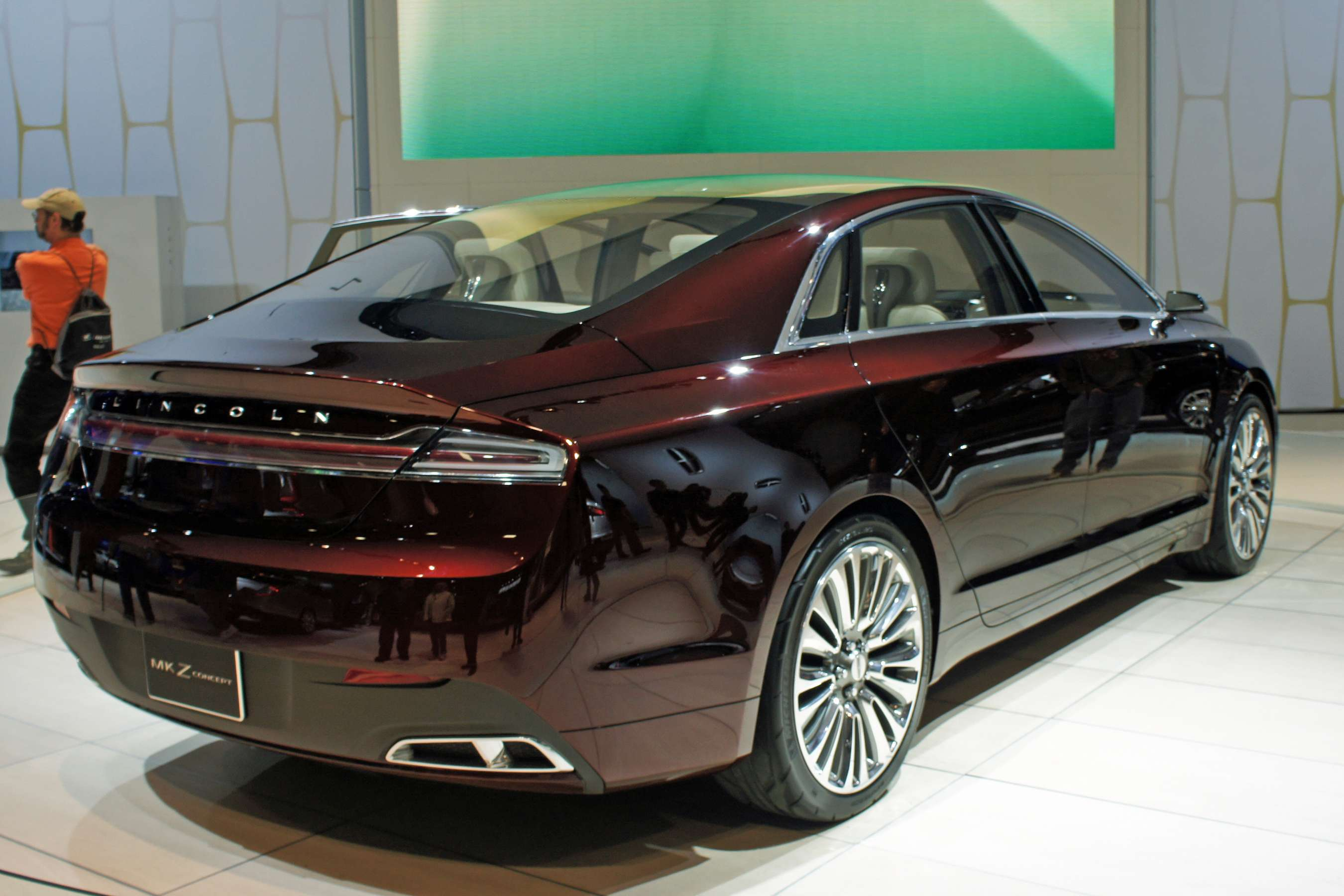 Lincoln MKZ #7356442