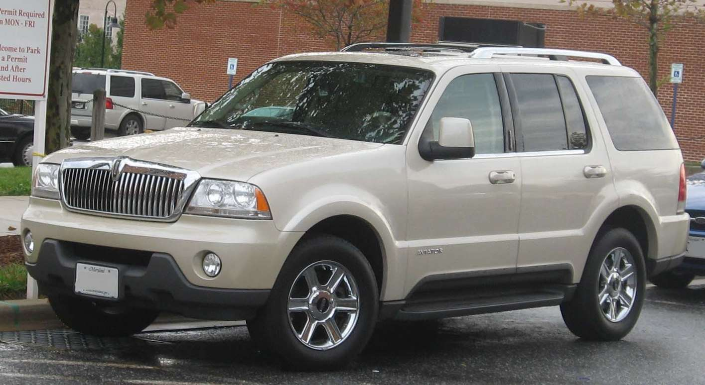 Lincoln Aviator #9475655