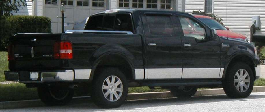 Lincoln Mark LT #9460955
