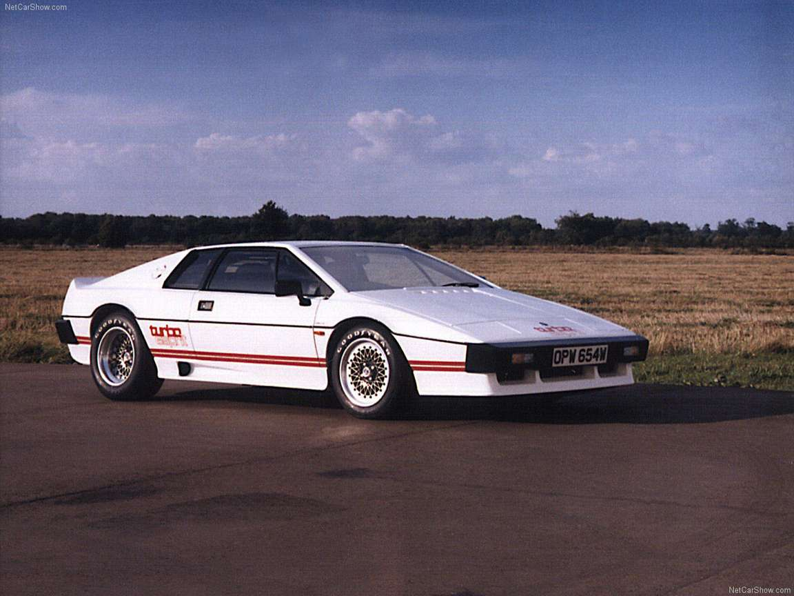 Lotus Esprit Turbo #9610031
