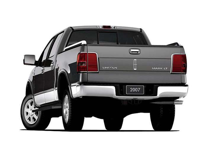 Lincoln Mark LT #9838544