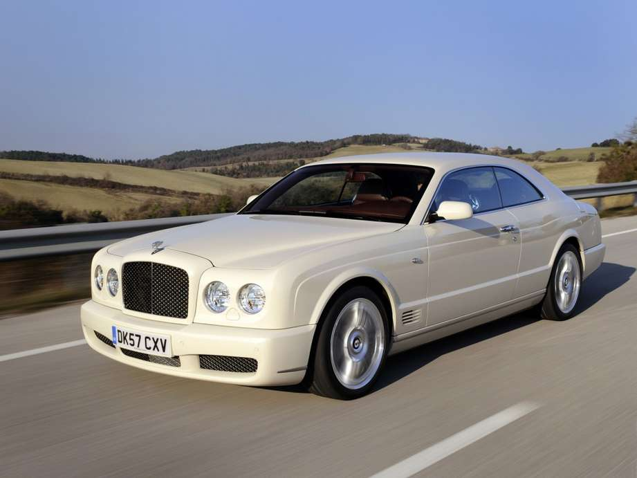 Bentley Brooklands #8480536