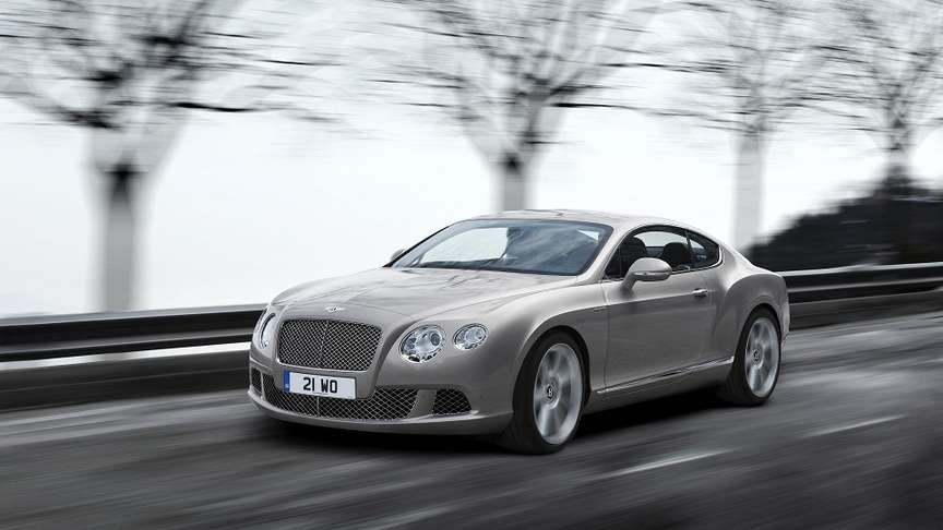 Bentley Continental GT #8984304