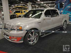 Lincoln Mark LT #8820146