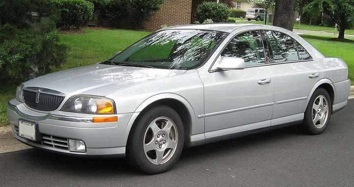 Lincoln LS #7928288