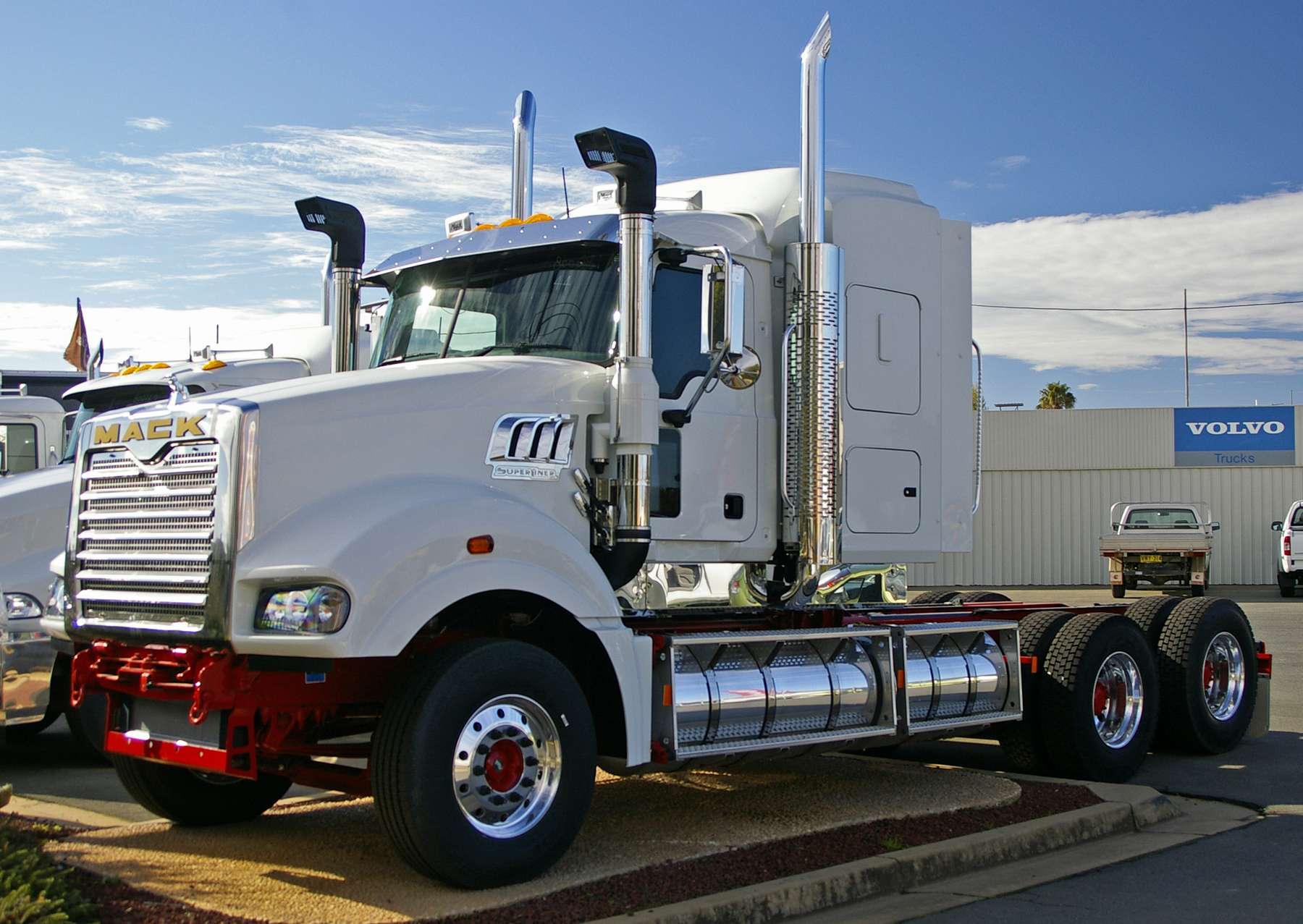 Mack Superliner #8448564