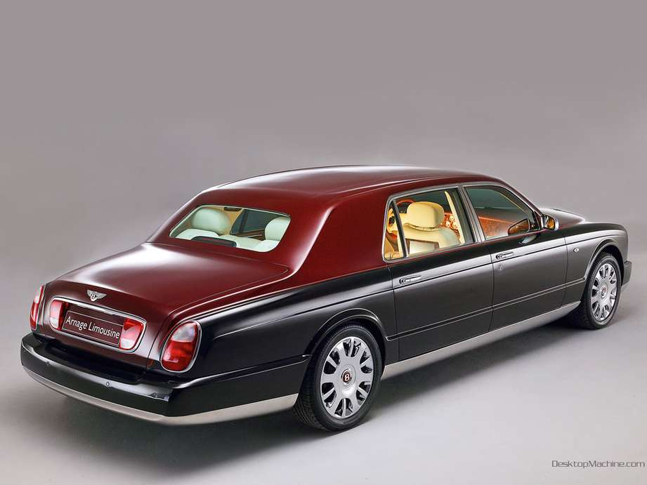 Bentley Arnage #9200276