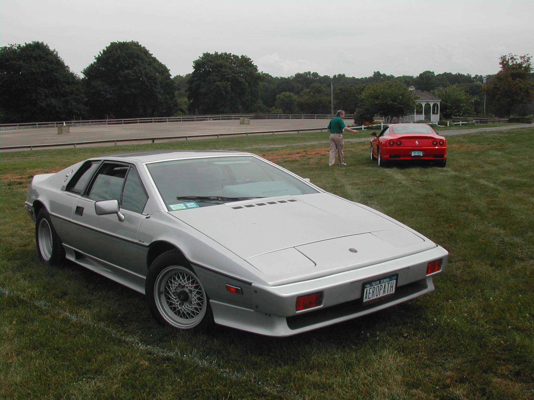 Lotus Esprit Turbo #8121090