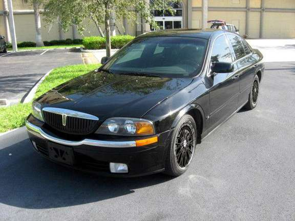 Lincoln LS #7842171