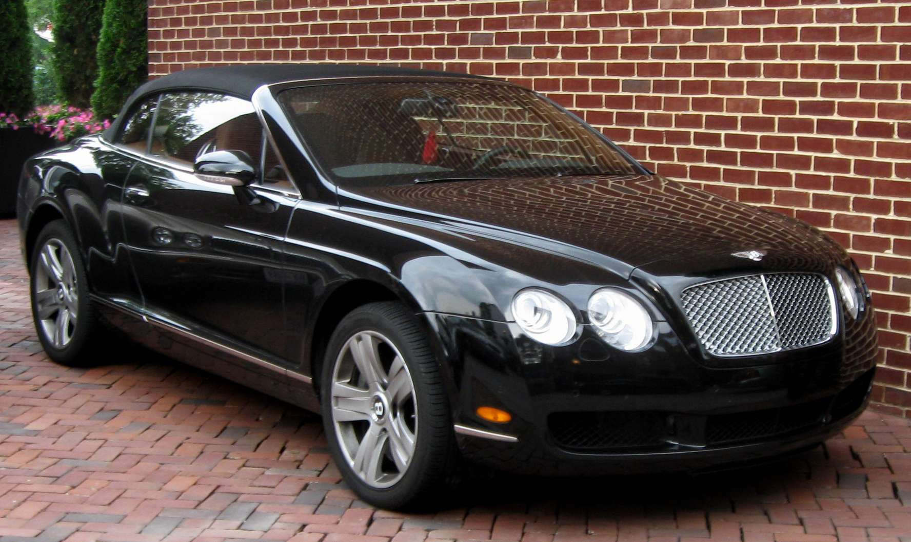Bentley Continental GT #9858534