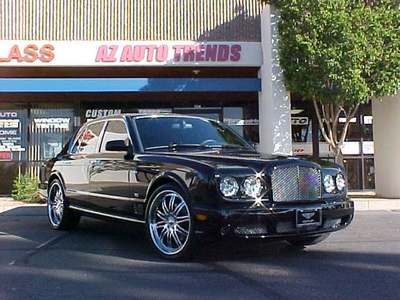 Bentley Arnage #7896238