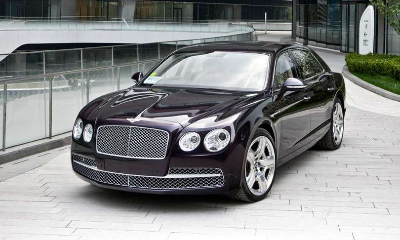 Bentley Flying Spur #7460795