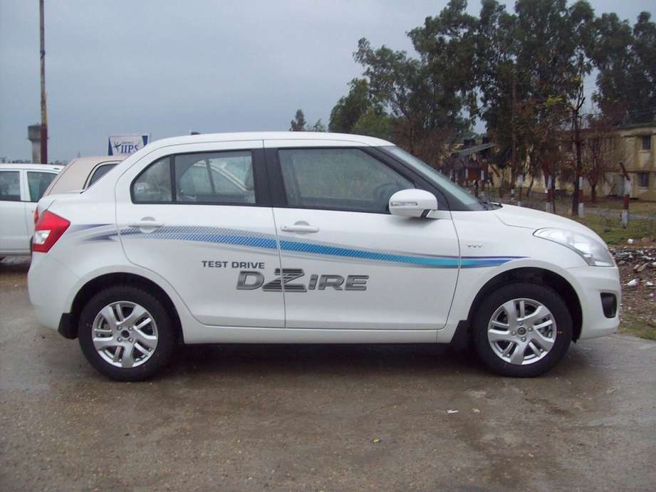 Maruti Swift Dzire #9269844