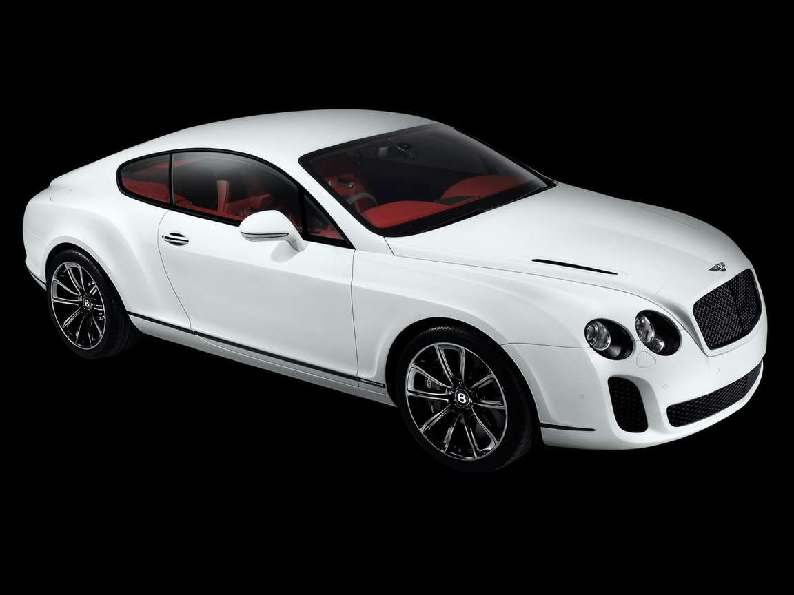 Bentley Continental Supersports #9464436