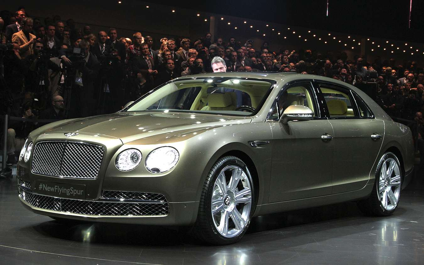 Bentley Flying Spur #8520619