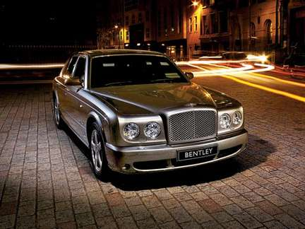 Bentley Arnage #9204161