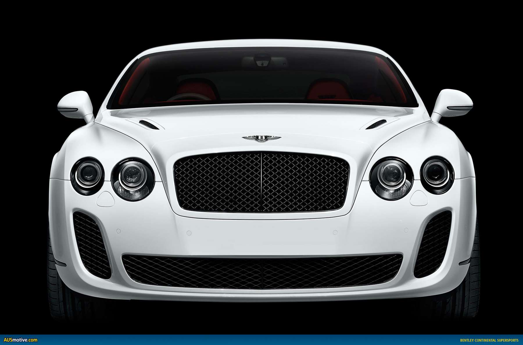 Bentley Continental Supersports #9825610
