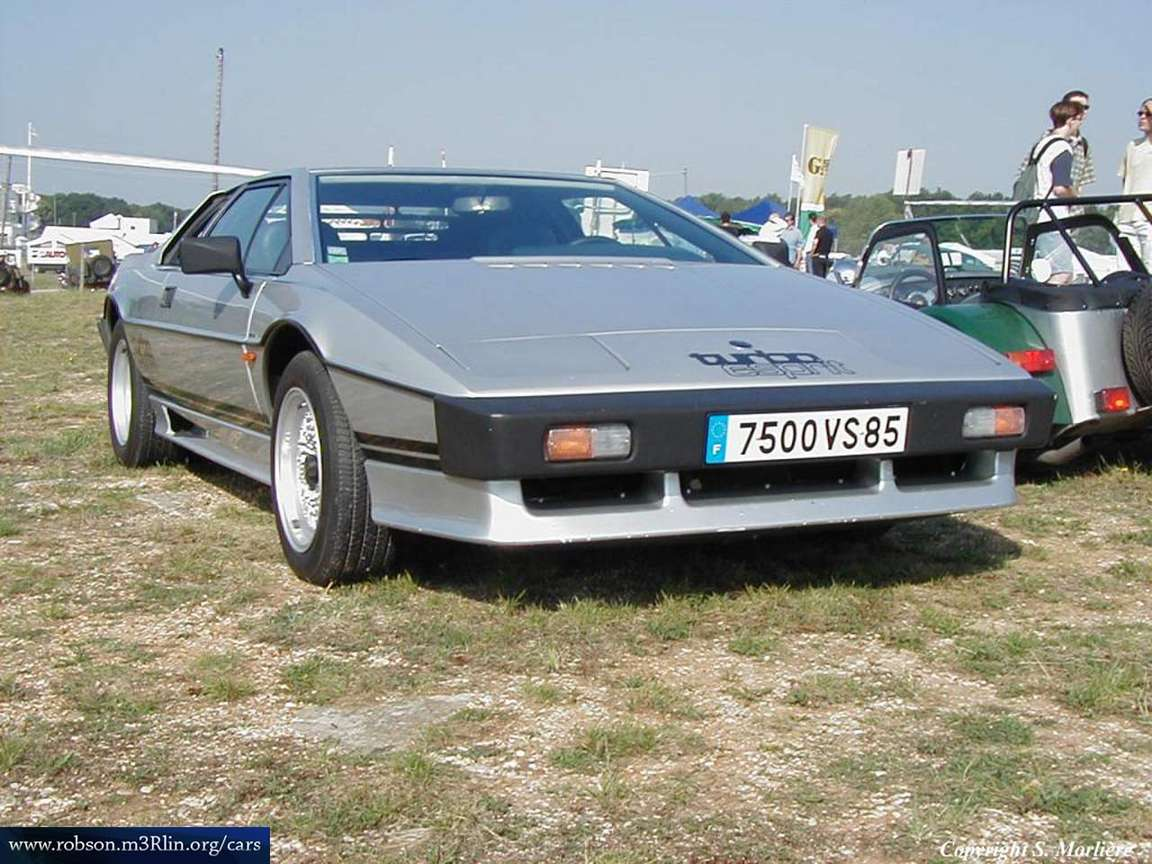 Lotus Esprit Turbo #9963015