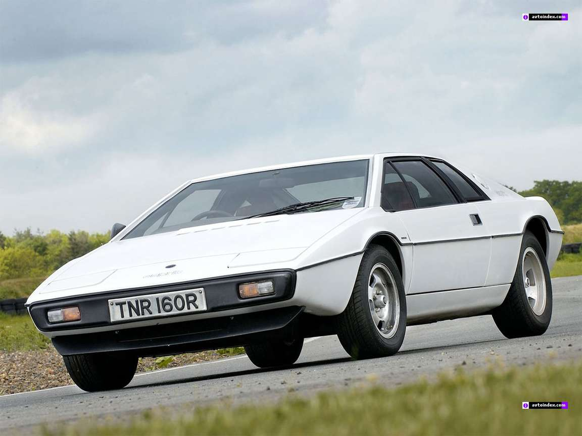 Lotus Esprit Turbo #7832100