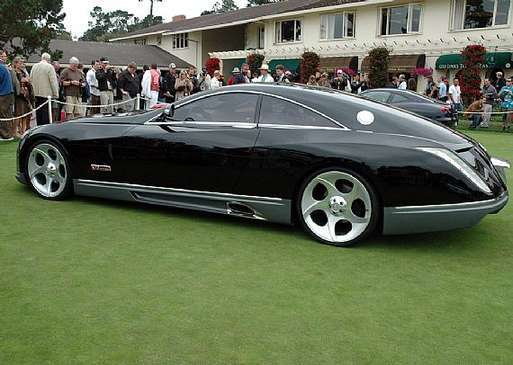 Maybach Exelero #9049227