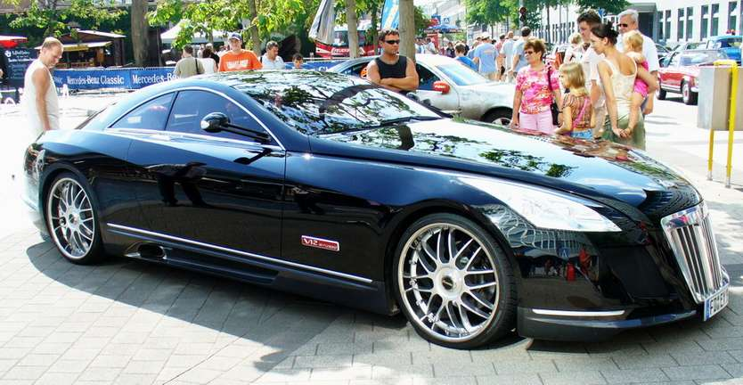 Maybach Exelero #9681132