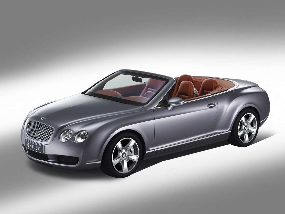 Bentley Continental GTC #7100989