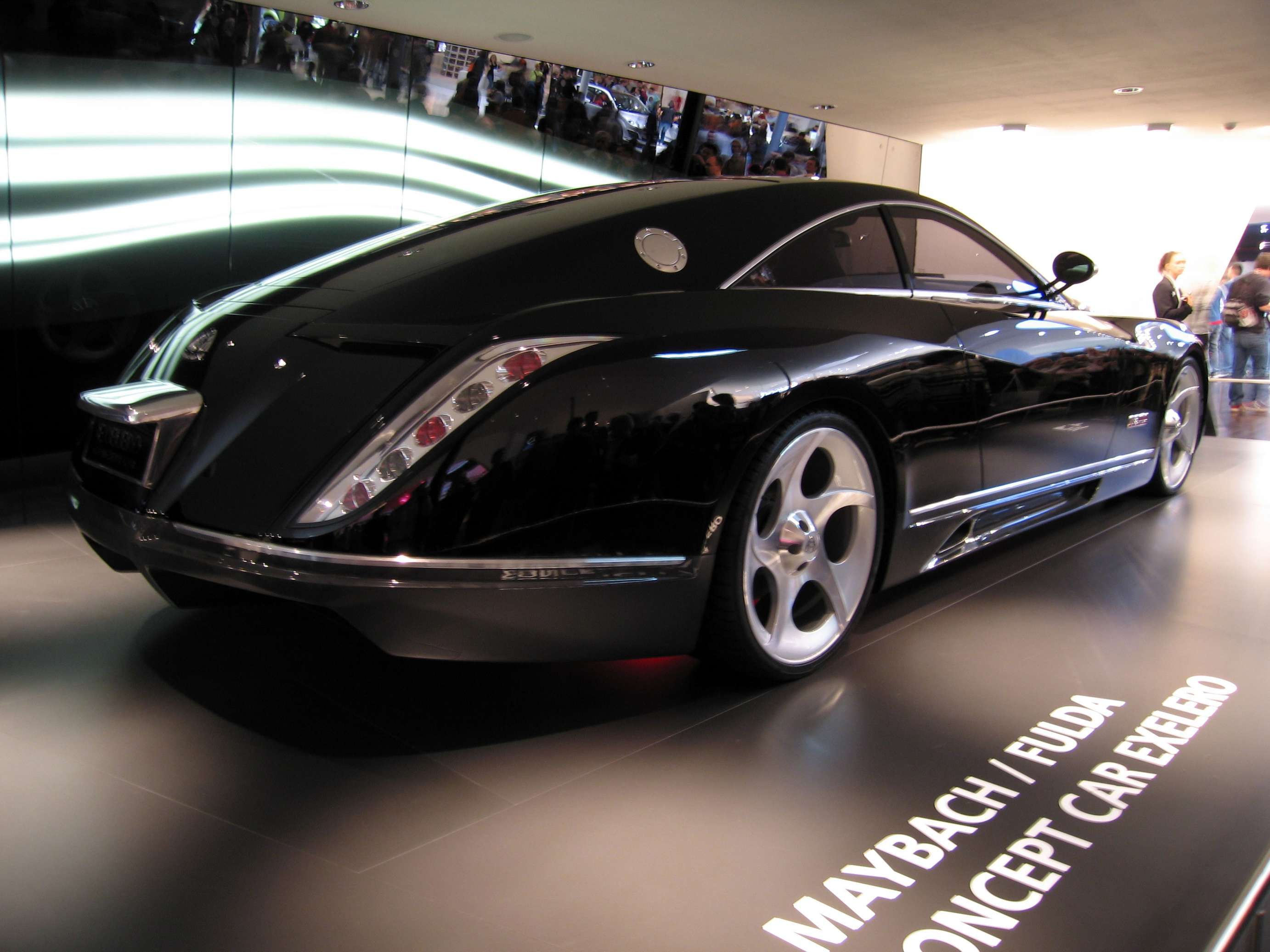 Maybach Exelero #7822352