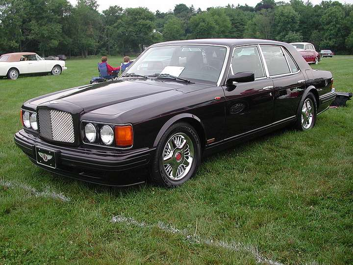 Bentley Turbo R #9140880