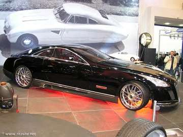 Maybach Exelero #9262677