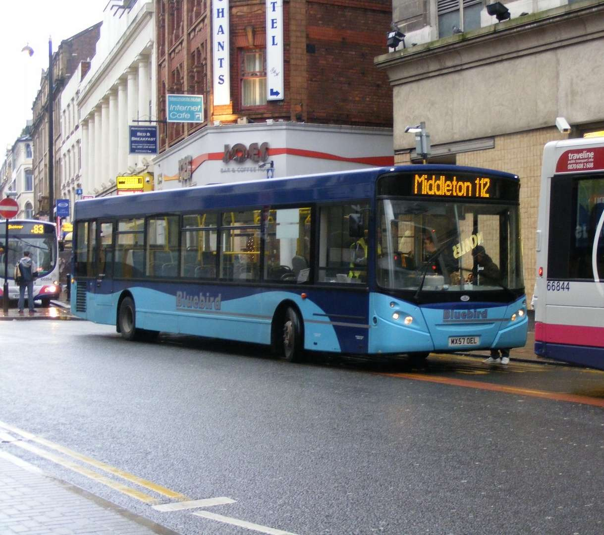 Blue Bird Bus #7928522