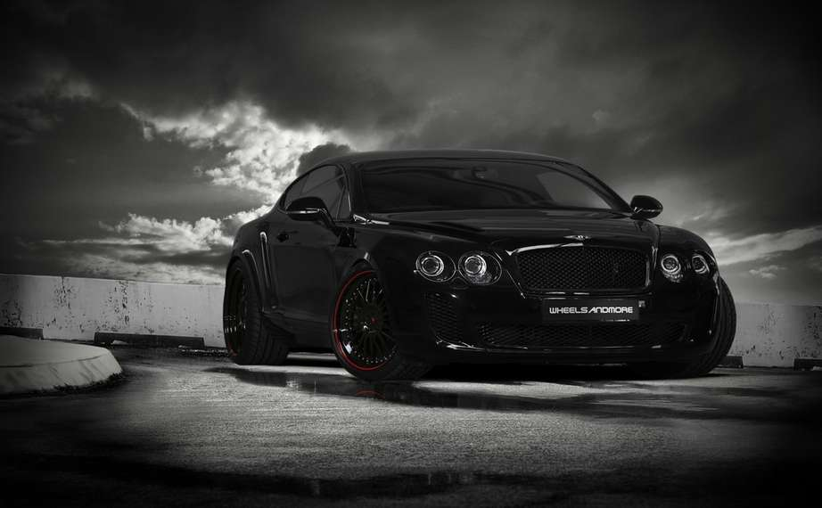 Bentley Continental Supersports #8665572